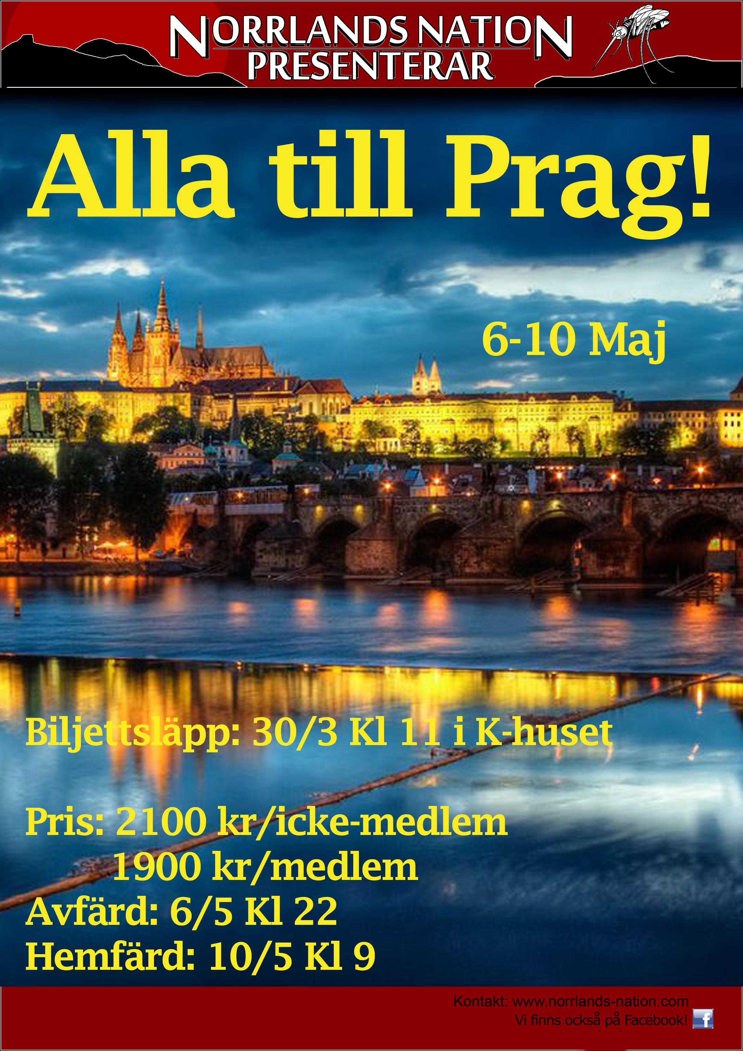 Prag dating turer